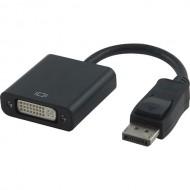 Astrotek DisplayPort to DVI Converter Cable - 15cm