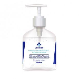 Dynatise Hand Sanitiser Gel - 500ml