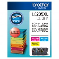 Brother LC235XLCL (3 Pack)
