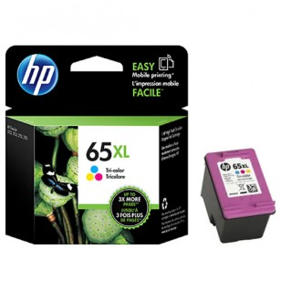 HP #65XL - Tri Colour (N9K03AA)