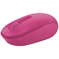 Microsoft Wireless Mobile Mouse 1850 - Pink