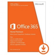 Microsoft Office 365 Home Premium - Electronic Order