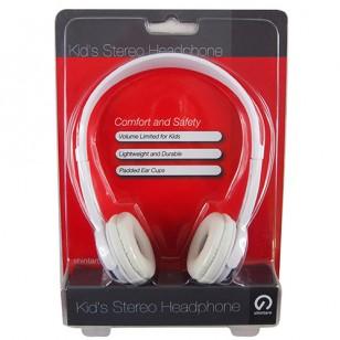 Shintaro Kids Stereo Headphones - White