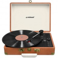 mbeat Aria Retro USB Turntable