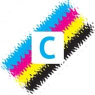 Fuji Xerox CT201371 C70/C75/C76 Toner - Cyan