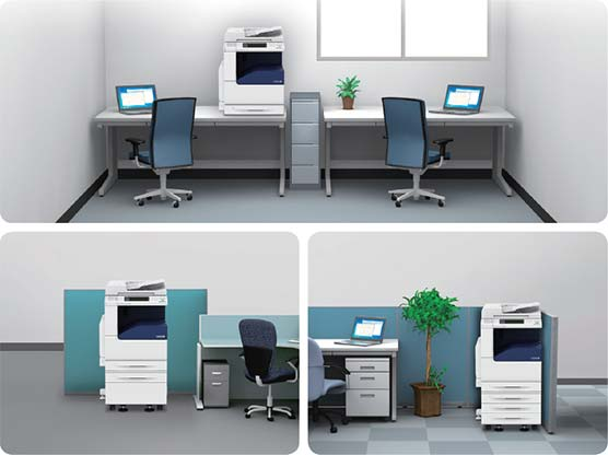 Fuji Xerox DocuCentre V C2265
